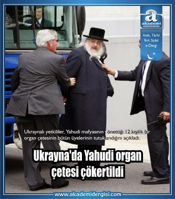 hahamlar, organ nakli \ bağışı, organ ticareti, sanhedrin hahamları, siyonizm, ukrayna, yahudilik,