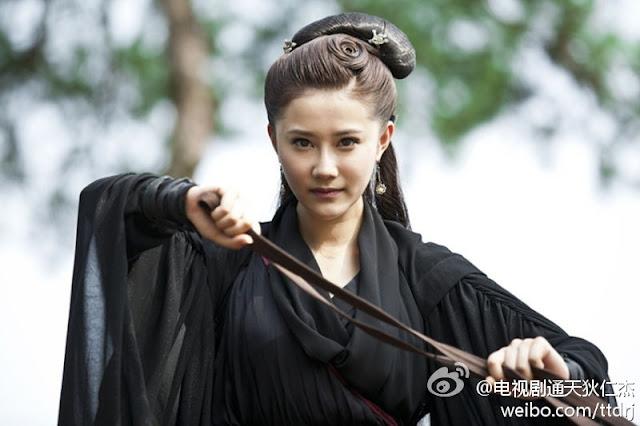 Li Qian Tong Tian Detective Dee