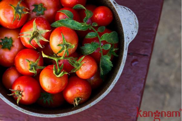 Trị nám da mặt TỐT NHẤT với cà chua