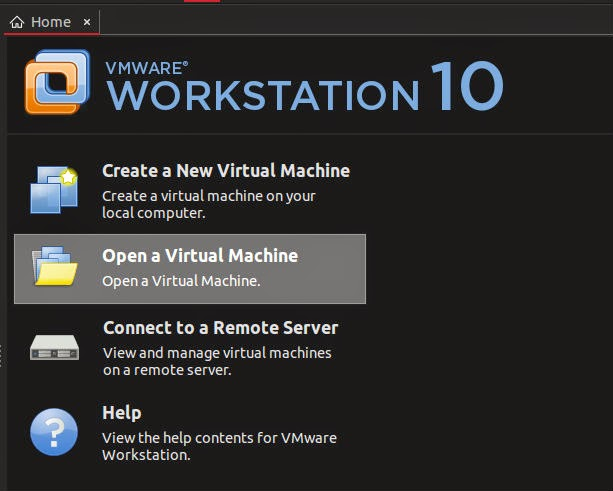 Download ready-to-use virtual machine for VirtualBox and Vmware with