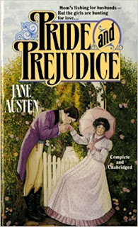 Pride and prejudice Toss Mass-Market editions couverture roman