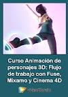 [Video2Brain] Curso Animación de personajes 3D: Flujo de trabajo con Fuse, Mixamo y Cinema 4D