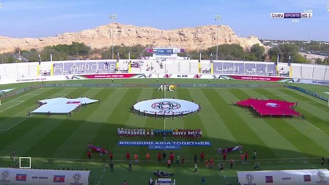 قطر تقسو على كوريا الشمالية وتفوز بسداسية فى  كأس أمم آسييا 2019