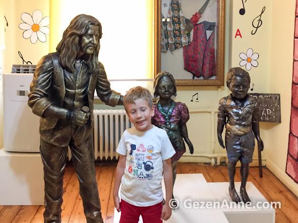 Adam olacak çocuklar ve Barış Manço ile, Barış Manço müzesi