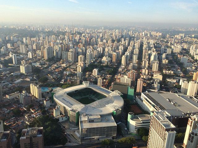 Onde ficar perto do Allianz Parque ou do Teatro Bradesco em São Paulo?