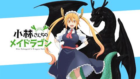 Kobayashi-san Chi no Maid Dragon Episode 1 Subtitle Indonesia