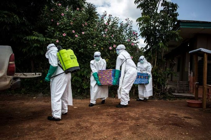 Ebola death toll rises to 88 in DR Congo