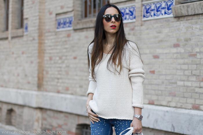 Blogger influencer de Valencia con ideas de outfits para vestir comoda y estilosa