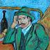 Fumador de pipa (de Paul Cézanne)