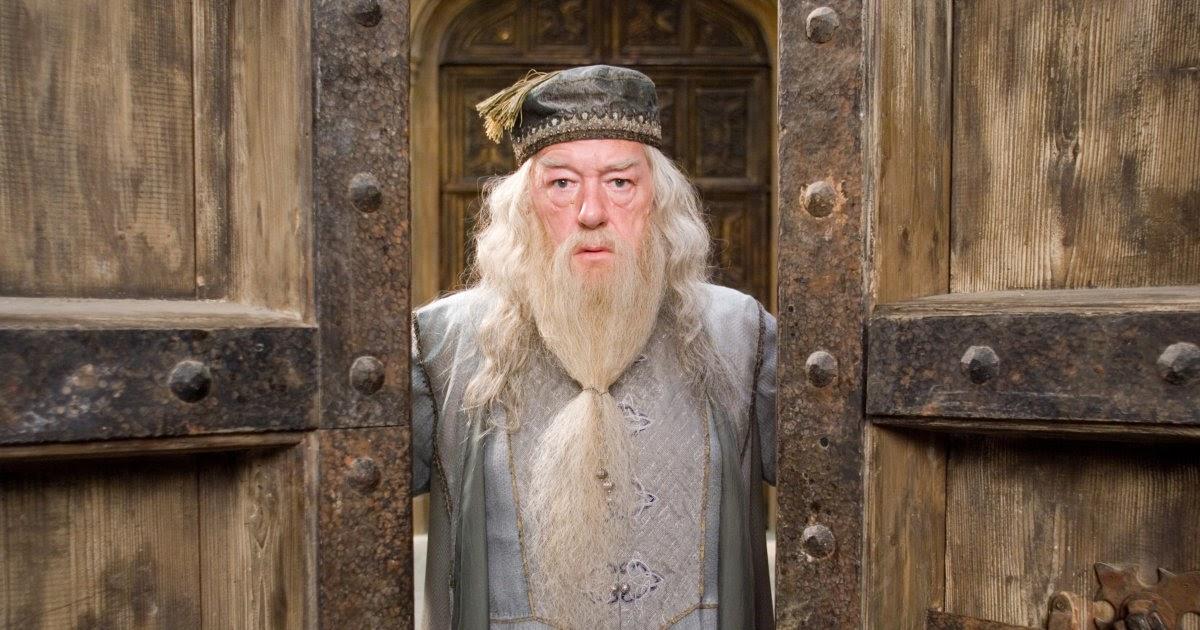Tem Na Web - Personagem do mês: Dumbledore