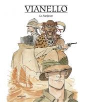 """couverture de """"Le Fanfaron"""" de Rafaele Vianello chez Mosquito"""