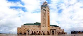 Kota Casablanca Maroko