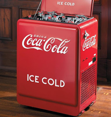 Cola Retro Cooler