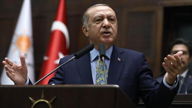 Erdogan promete revelar 'cruda realidad' sobre muerte de Khashoggi