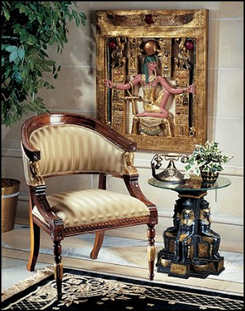 Decorating theme bedrooms  Maries Manor Egyptian theme bedroom decorating ideas  Egyptian