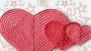 Cómo tejer un corazón