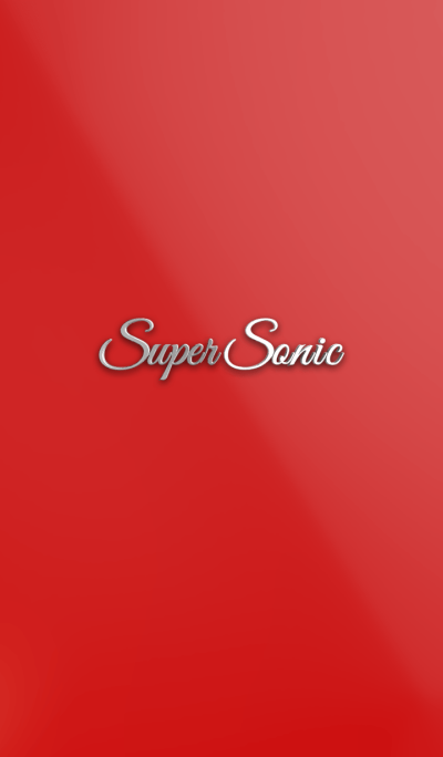 Super Sonic *Milano Red G