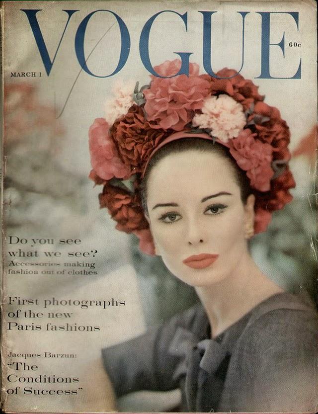 1960 u0026 39 s vogue covers