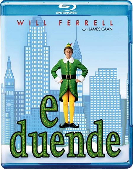 Elf (El Duende) (2003) m1080p BDRip 8.7GB mkv Dual Audio DTS 5.1 ch