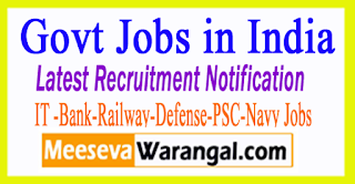 Latest Government Jobs Recruitment Notifications