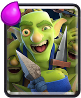 The Goblin Gang Card