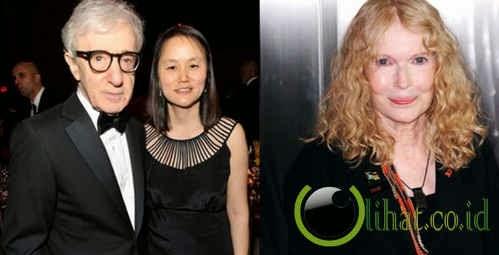 Mia Farrow - Woody Allen - Soon Yi Previn