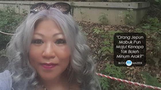 Siti Kasim Kata Kenapa Tak Boleh Minum Arak? Orang Jepun Mabuk Pun Maju!