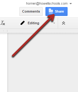 how to share google docs sheets slides ryan s tech tips
