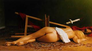Pintores-Colombianos Belarmino Miranda artista realista