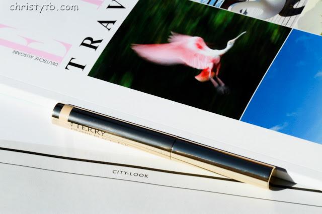 "Кремовые тени-карандаш by Terry Ombre Blackstar ""Color-Fix"" cream Eyeshadow 16 Nude Milky Way + макияж"