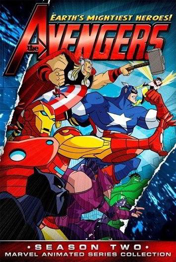 Los Vengadores: Los héroes más poderosos del mundo Temporada 2 HD 720p Latino