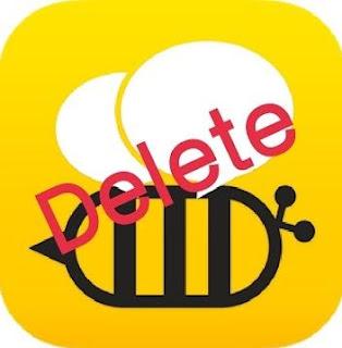 Cara Menghapus Akun BeeTalk