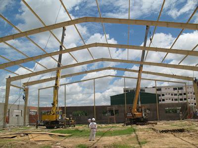 Xây dựng nhà xưởng định quán đồng nai