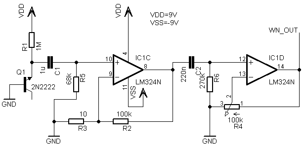 Electronics Evolution: White Noise Generator + updated