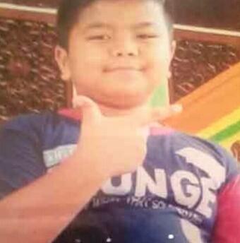 Syahril Abawi murid sd di Asahan yang meninggal usai disuntik vaksin Rubella.