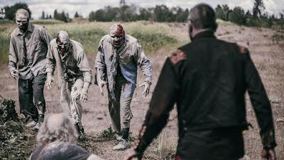 Zombie Road Apertura