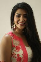 Aishwarya Lekshmi looks stunning in sleeveless deep neck gown with transparent Ethnic jacket ~  Exclusive Celebrities Galleries 030.JPG