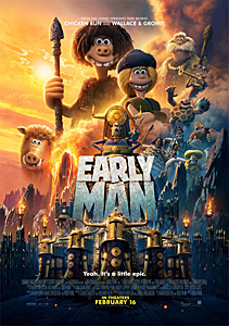early man: yeah, it's a little epic