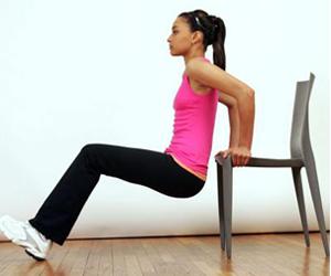 Bedroom Chair M&s Desk Exercise Ball Exercices De Gym à La Maison 4 - Chaise ~ Ma Petite Niche