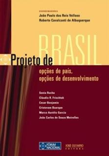 livro projeto de brasil