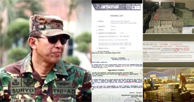 Suryo Prabowo: Mengapa Polisi Impor Senjata Standar Militer yang Mematikan?