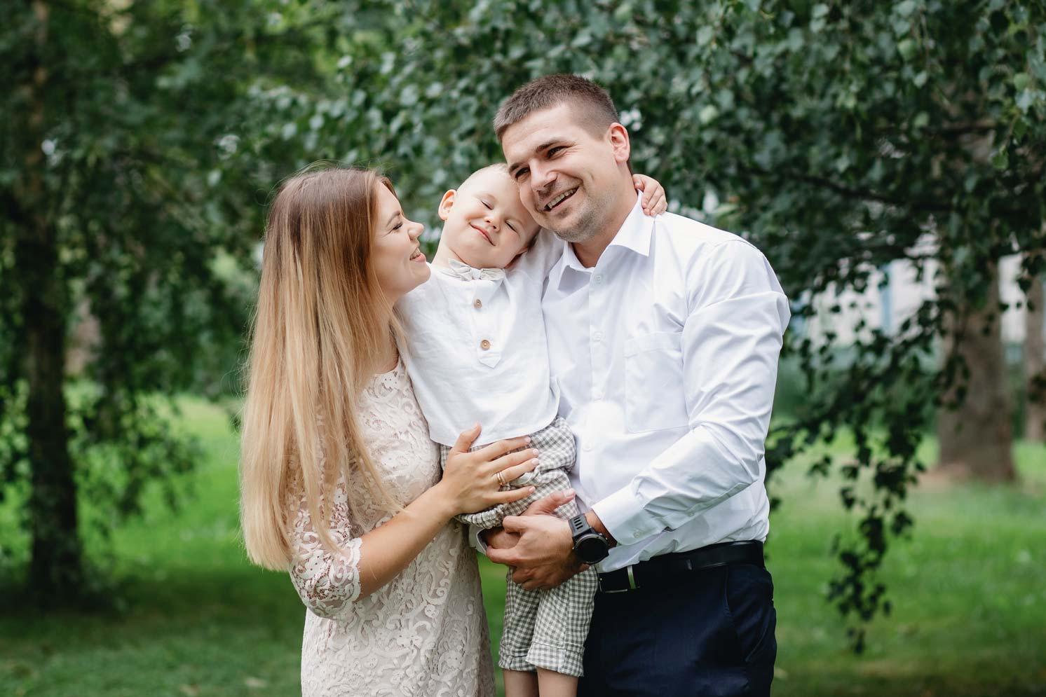 Krikštynų fotografas Panevėžyje