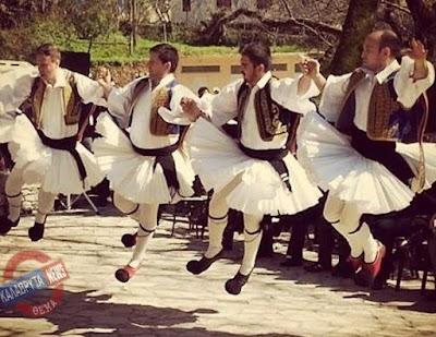 Οι ελληνικοί παραδοσιακοί χοροί κάνουν καλό στην υγεία