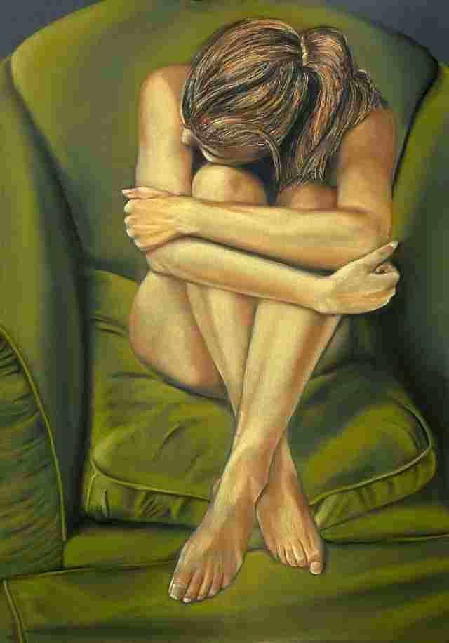 Итальянский художник. Giovanni Morgia