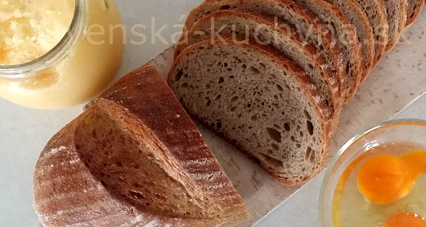 Chlieb vo vajci