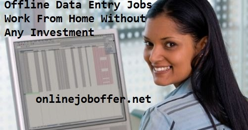 12 Latest Online Jobs from Home without Investment Earn