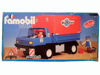 famobil 3476 camion transporte