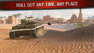 World of Tanks Blitz Mod Apk Full Unlocked