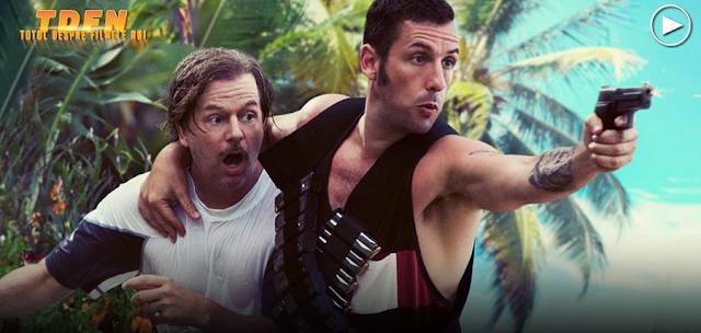 Adam Sandler şi David Spade în trailerul pentru comedia The Do-Over