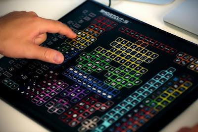 photoshop jazzy touch keyboard